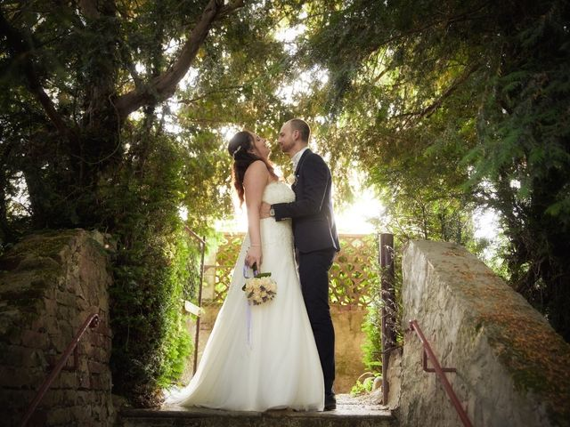 Il matrimonio di Michael e Laura a Corte de' Frati, Cremona 54