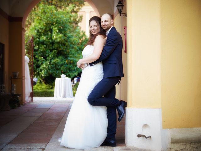 Il matrimonio di Michael e Laura a Corte de' Frati, Cremona 56