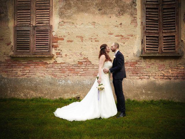 Il matrimonio di Michael e Laura a Corte de' Frati, Cremona 57