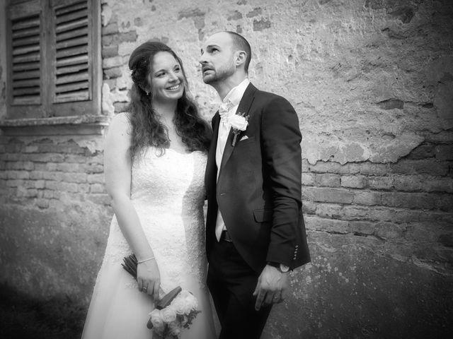 Il matrimonio di Michael e Laura a Corte de' Frati, Cremona 59