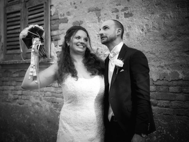 Il matrimonio di Michael e Laura a Corte de' Frati, Cremona 60