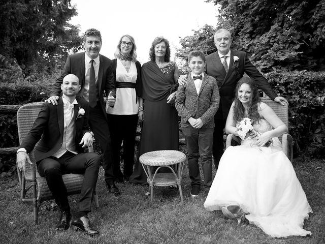Il matrimonio di Michael e Laura a Corte de' Frati, Cremona 61