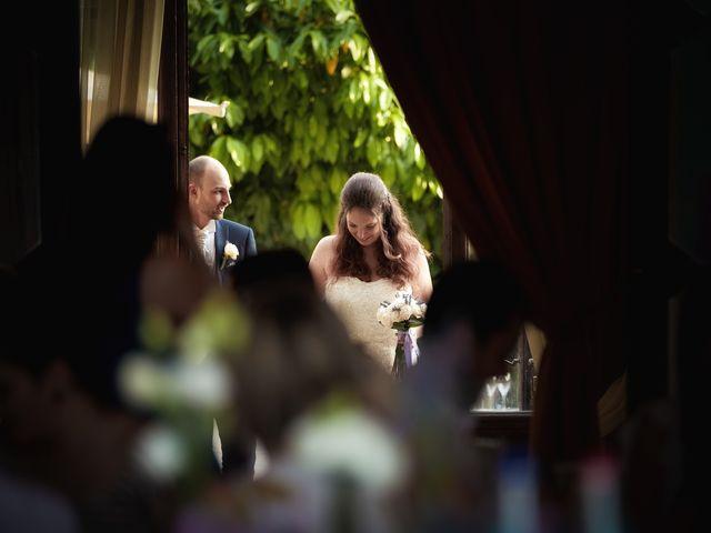 Il matrimonio di Michael e Laura a Corte de' Frati, Cremona 62