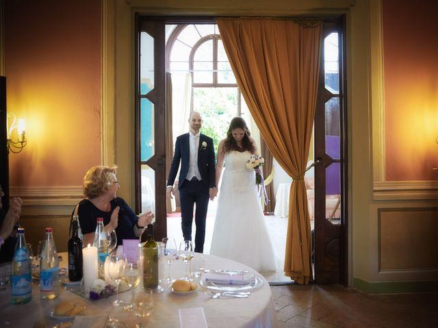 Il matrimonio di Michael e Laura a Corte de' Frati, Cremona 63