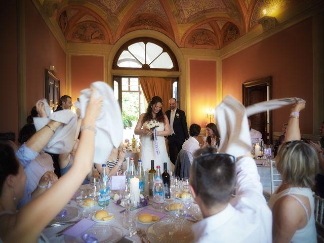 Il matrimonio di Michael e Laura a Corte de' Frati, Cremona 64