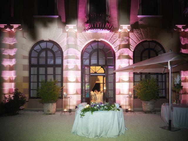 Il matrimonio di Michael e Laura a Corte de' Frati, Cremona 71