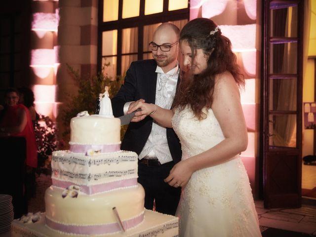 Il matrimonio di Michael e Laura a Corte de' Frati, Cremona 73