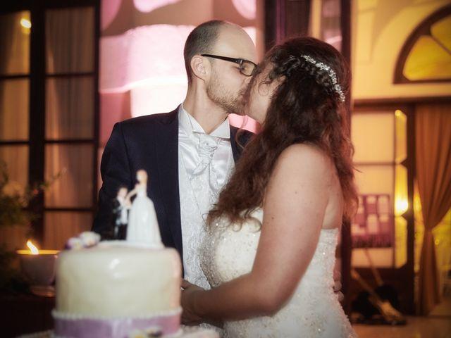 Il matrimonio di Michael e Laura a Corte de' Frati, Cremona 74
