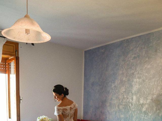 Il matrimonio di Mariagrazia e Francesco a Capaccio Paestum, Salerno 8