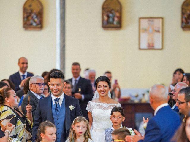 Il matrimonio di Mariagrazia e Francesco a Capaccio Paestum, Salerno 11
