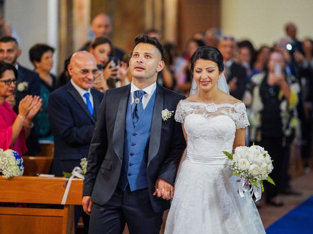Il matrimonio di Mariagrazia e Francesco a Capaccio Paestum, Salerno 1