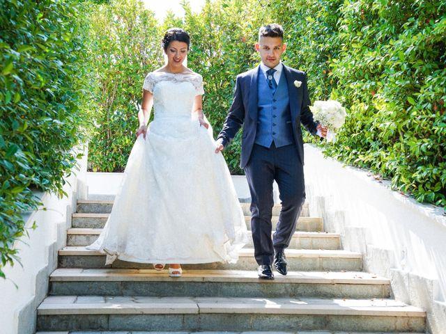 Il matrimonio di Mariagrazia e Francesco a Capaccio Paestum, Salerno 19