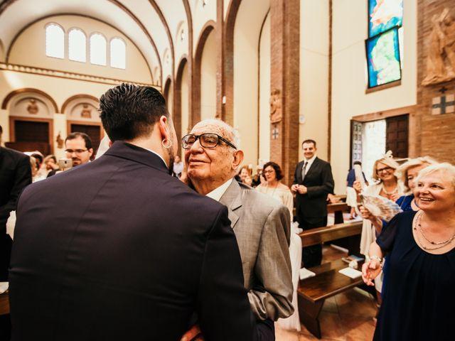 Il matrimonio di Linda e Giovanni a Bologna, Bologna 69