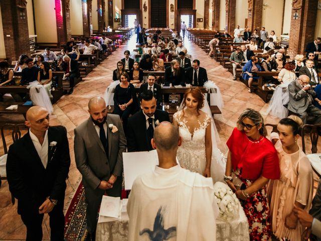 Il matrimonio di Linda e Giovanni a Bologna, Bologna 77