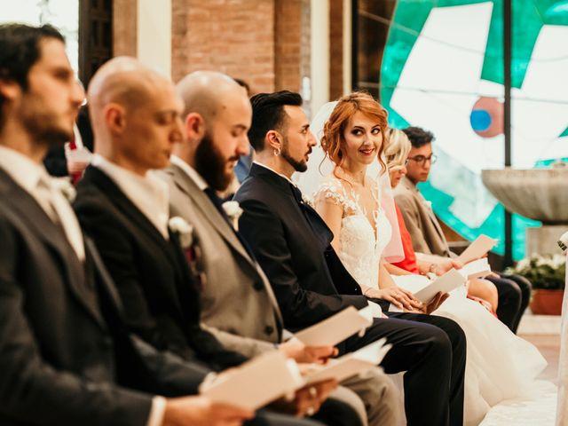 Il matrimonio di Linda e Giovanni a Bologna, Bologna 80