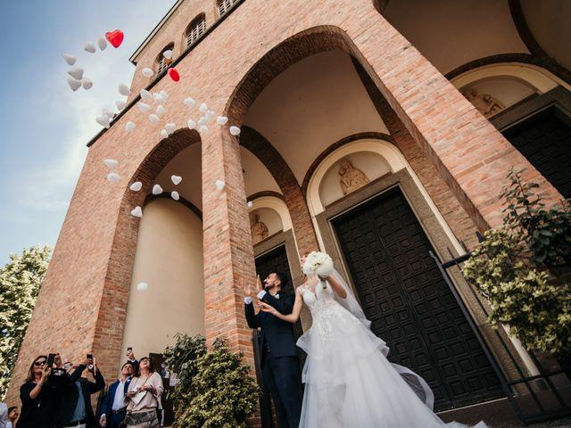 Il matrimonio di Linda e Giovanni a Bologna, Bologna 93