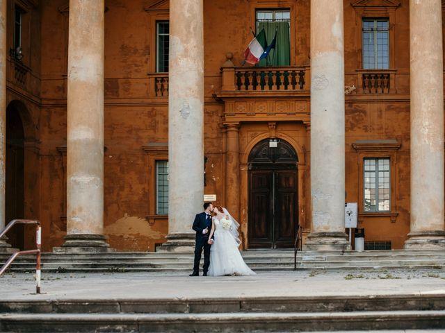 Il matrimonio di Linda e Giovanni a Bologna, Bologna 104