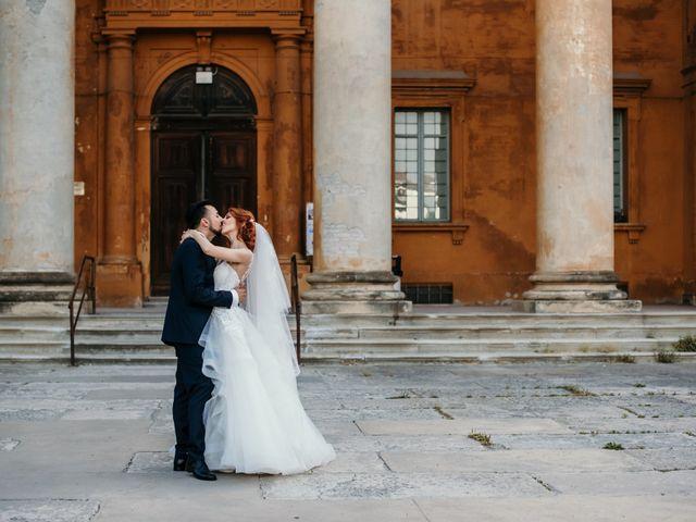 Il matrimonio di Linda e Giovanni a Bologna, Bologna 105