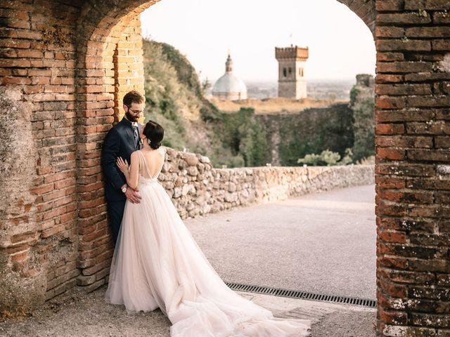 Le nozze di Zelda e Daniele