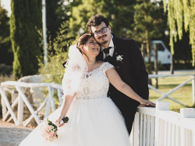 Le nozze di Elisabetta e Michael