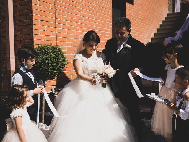 Il matrimonio di Michael e Elisabetta a Roma, Roma 22