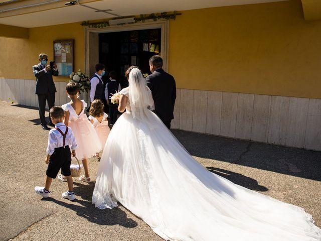 Il matrimonio di Michael e Elisabetta a Roma, Roma 24