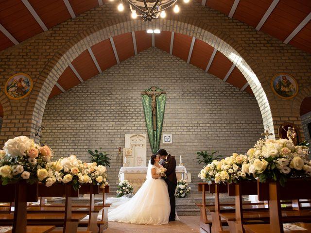 Il matrimonio di Michael e Elisabetta a Roma, Roma 28