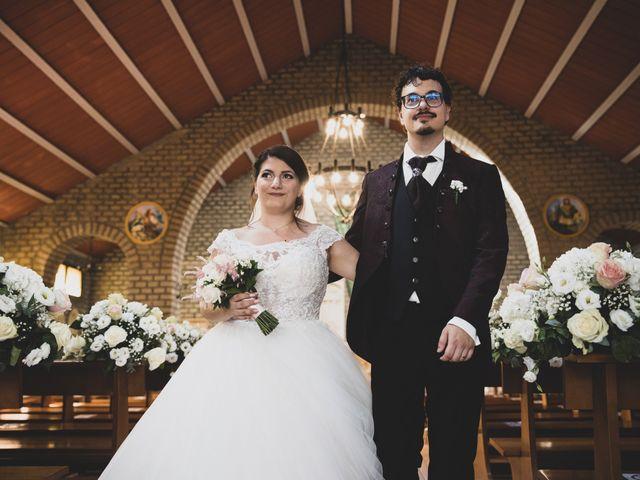 Il matrimonio di Michael e Elisabetta a Roma, Roma 29