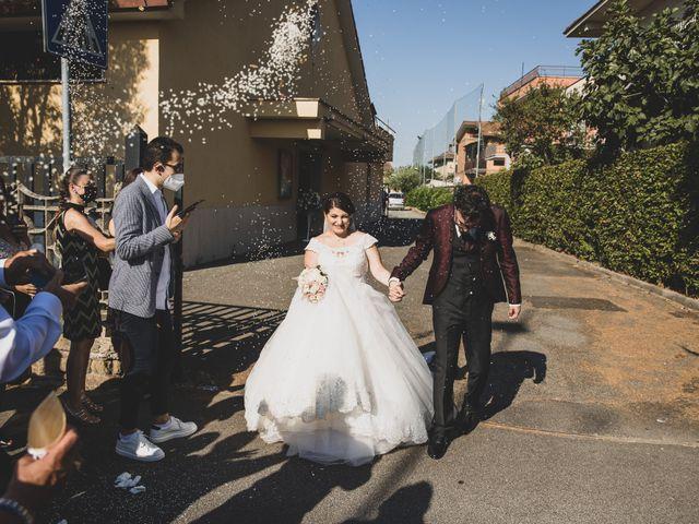 Il matrimonio di Michael e Elisabetta a Roma, Roma 30