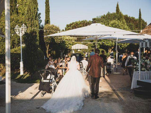 Il matrimonio di Michael e Elisabetta a Roma, Roma 41