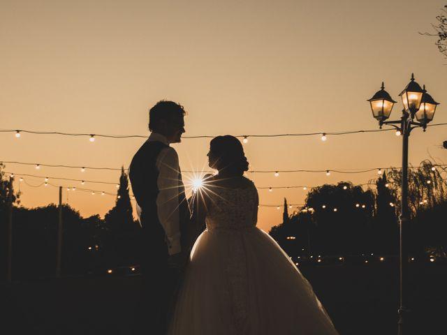 Il matrimonio di Michael e Elisabetta a Roma, Roma 48