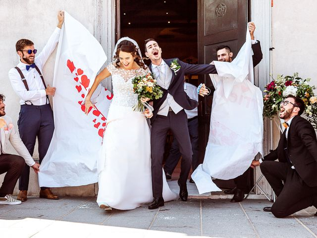 Il matrimonio di Filippo e Arianna a Quinto di Treviso, Treviso 3