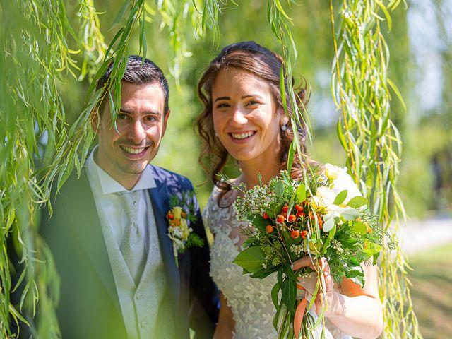 Il matrimonio di Filippo e Arianna a Quinto di Treviso, Treviso 30