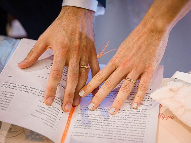 Il matrimonio di Filippo e Arianna a Quinto di Treviso, Treviso 42