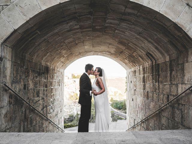 le nozze di Oriana e Salvo