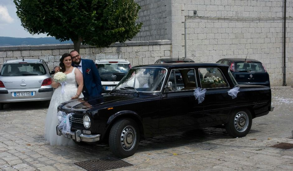 Il matrimonio di Alessio e Valentina a Trivento, Campobasso
