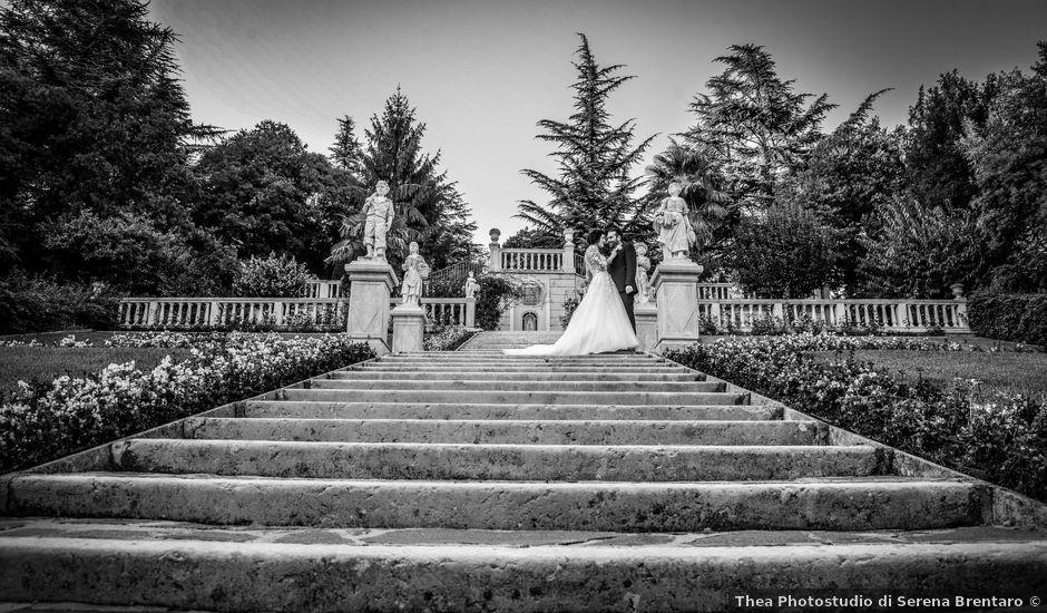 Il matrimonio di Francesco e Elena a Cerea, Verona