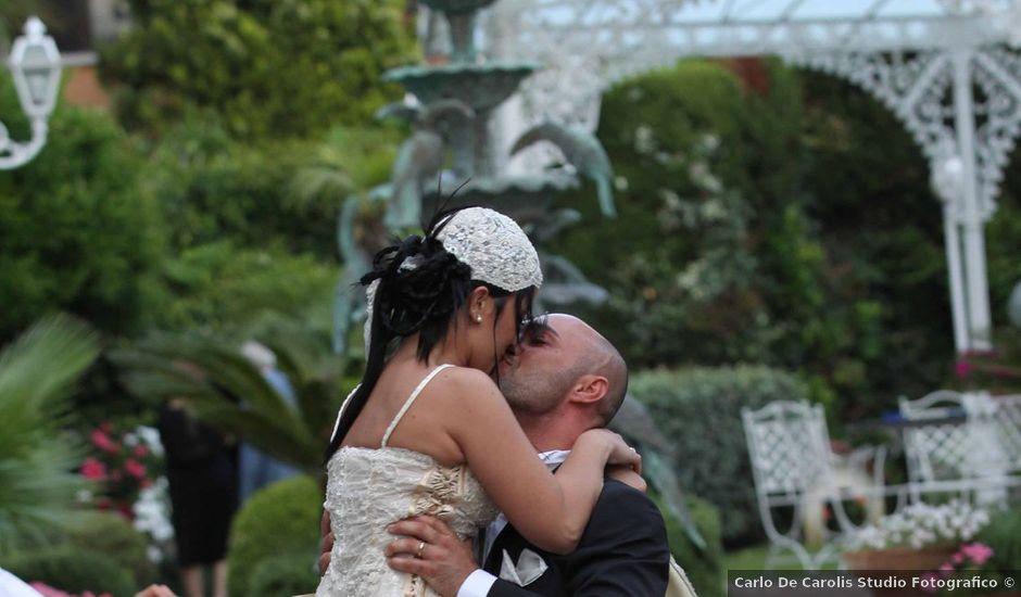Il matrimonio di Emanuela e Diego a Napoli, Napoli
