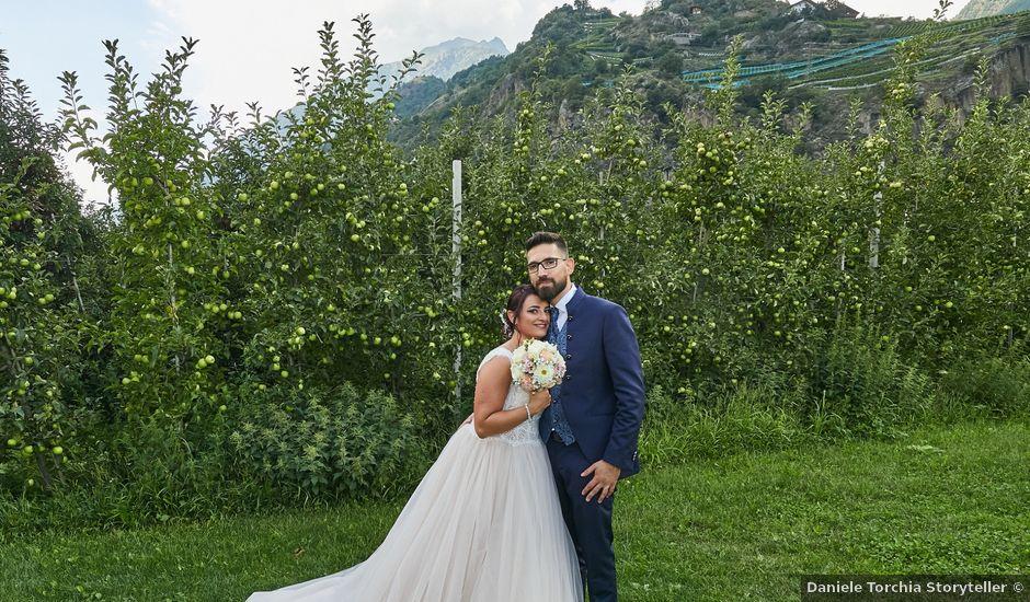 Il matrimonio di Armin e Donatella a Naturno-Naturns, Bolzano