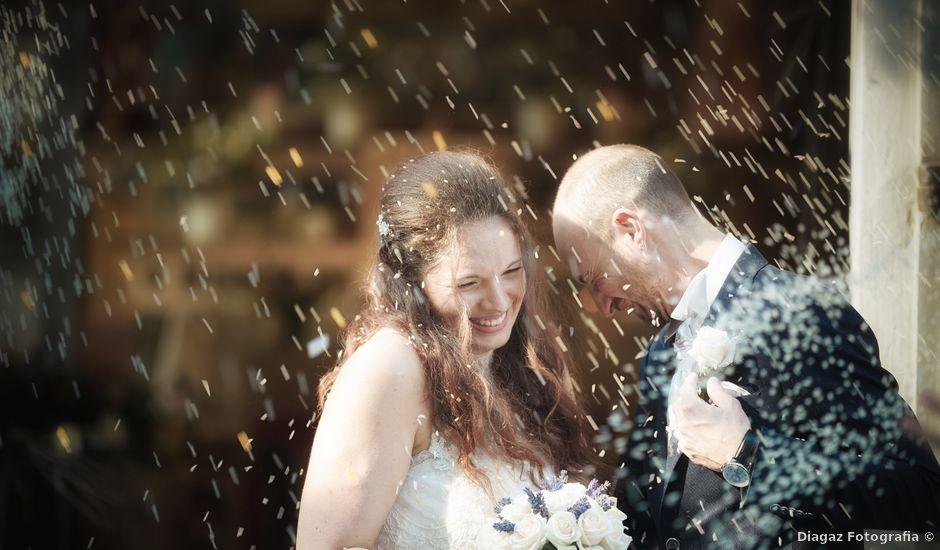 Il matrimonio di Michael e Laura a Corte de' Frati, Cremona