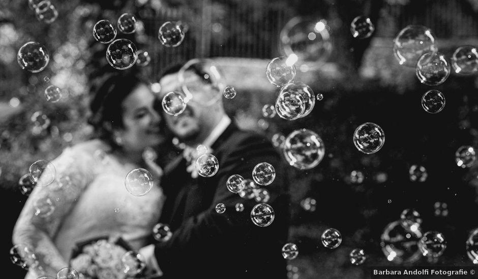 Il matrimonio di Alessio e Francesca a Sambuci, Roma