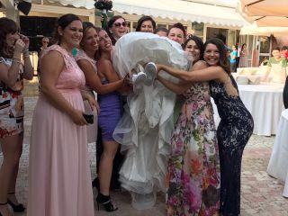 le nozze di Giorgia  e Devis 2