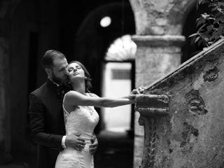Le nozze di Erika e Claudio
