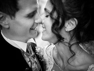 Le nozze di Paolo e Cristina