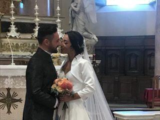 Le nozze di Ylenia e Fabio 1
