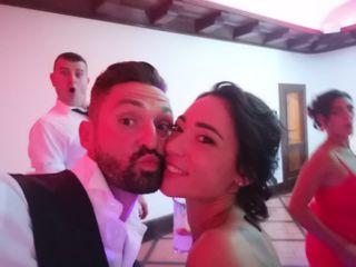 Le nozze di Ylenia e Fabio