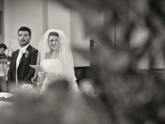 Il matrimonio di Francesco e Giovanna a Camerino, Macerata 5