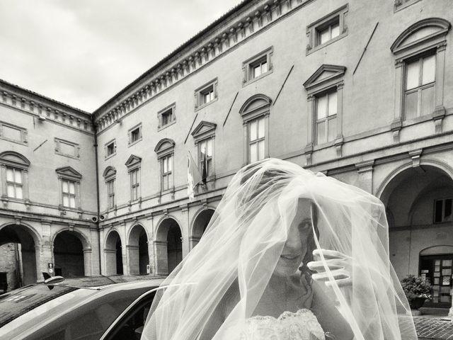 Il matrimonio di Francesco e Giovanna a Camerino, Macerata 8