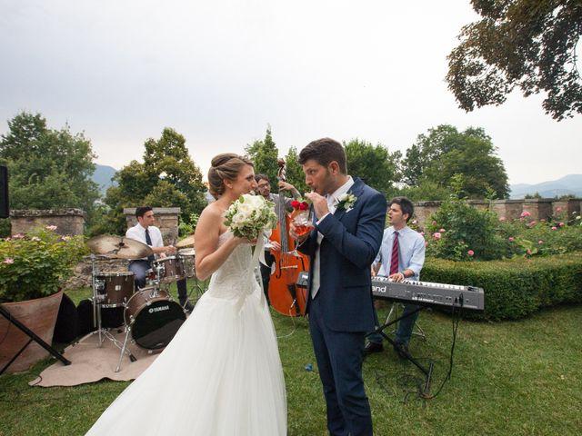 Il matrimonio di Francesco e Giovanna a Camerino, Macerata 11
