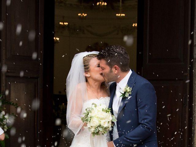 Il matrimonio di Francesco e Giovanna a Camerino, Macerata 20